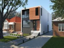 Woodmount Modern House